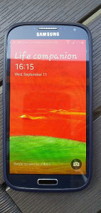 SAMSUNG Galaxy S4 Extra GT-I9515 Value Edition