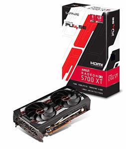 SAPPHIRE 11293-01-20G RX 5700 XT 8GB GDDR6 Pulse PCIE