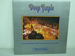 Deep Purple - Made in Europe , LP12