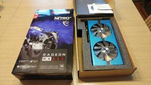 RX 580 nitro+