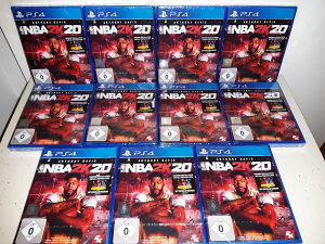 NBA 2K20 (PS4 - PlayStation 4)