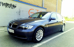 BMW e90 318d registrovan godinu dana