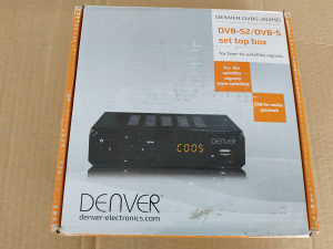 Denver DVBS 202HD satelitski prijemnik, resiver