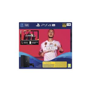 PLAYSTATION 4 PRO 1TB + FIFA 20 + FUT 20VCH + PS (PS4)