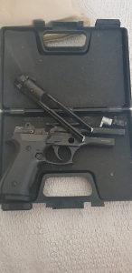 Plinski pistolj MAGNUM 9mm