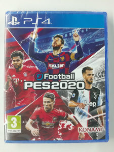 EFootball PES 2020 20 (PS4 - PlayStation 4)