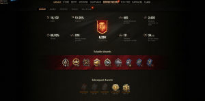 World of tanks acc
