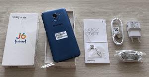 Samsung Galaxy J6 INFINITI DUOS 4GB 64GB 066/329-333