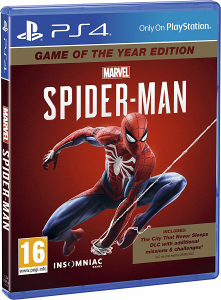 Spider-Man Marvel GOTY (PS4) Spiderman