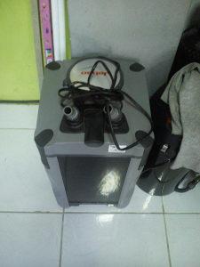 Kanister filter 20w 1200l/h
