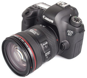 Canon 6d sa EF 24-70 f4 IS