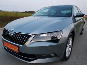 ŠKODA SUPERB 1.6 TDI MOD.2016 NAVI LED XENONI