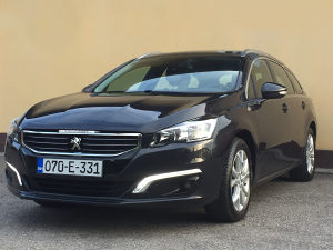 Peugeot 508 SW 2.0 HDI **Facelift Navi 2015 140KS**