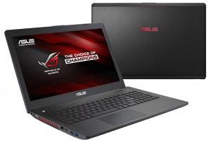 ASUS ROG  i7-4700HQ / 16GB/ 750GB/ NVIDIA GTX 760M