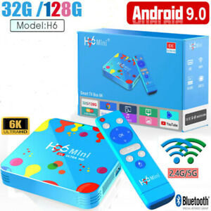 Android TV box H96, 4/32GB, Kodi, TV kanali