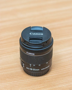 Canon 18-55mm f4-5.6 EF-S STM