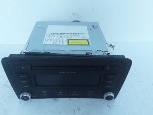 RADIO A3 8P 08-12 8P0035186P 275779 ILMA