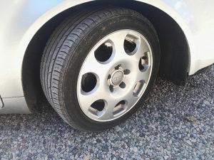 Alu feluge i gume Audi VW R16, povoljno