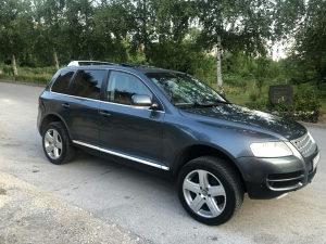 Volkswagen Touareg 4.2 v8 plin