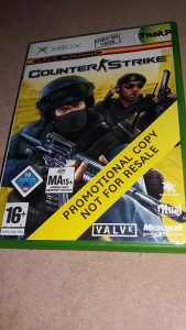 Counter Strike xbox orginal igra