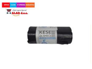 Vreće za smeće 40l 1/20 52*65 male bez vezice 1911099