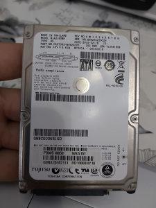 Hard disk za laptop ata 160 GB