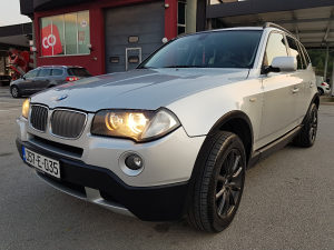 BMW X3 3.0d 160kw FACELIFT TOP STANJE