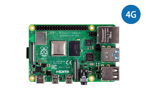 Raspberry Pi 4 Computer 1GB RAM