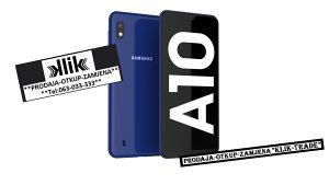 Samsung Galaxy A10 2019 16GB BLUE NOVO A 10 16