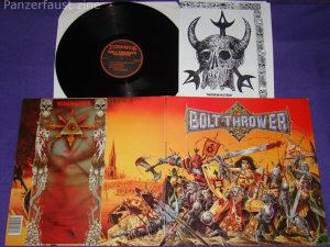 Bolt Thrower - Warmaster - LP