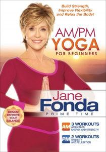 Jane Fonda: AM/PM Yoga for Beginners - 3DVD