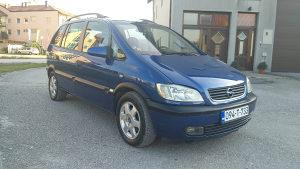 Opel Zafira 2.0 dti 74kw 2002 god