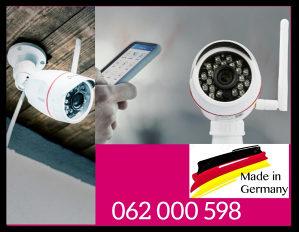 OLYMPIA njemačka IP WIFI vanjska kamera - AKCIJA 2 DANA