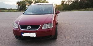 VW Volkswagen TOURAN Turan 2.0 TDI