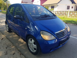Mercedes-Benz A 170 66kw 2000 god
