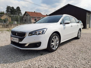 Peugeot 508 SW, 1.6 HDi, Automatic, 12/2015.g