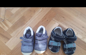 Cipele za djecaka br 20(sandale br 21)GRATIS