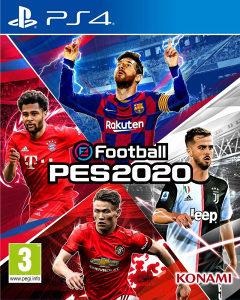 PES 2020 PS4 DIGITALNA IGRA