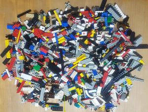 LEGO kockice 1kg = 45KM