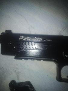 IPISTOLJ. Sig Sauer co2 6mm