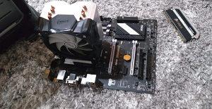 KIT i7 4790k MSI Z97 Krait Dominator Platinum 16GB