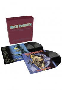 Iron Maiden 3 LP BOX set / Gramofonska ploča NOVO !