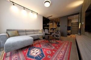 Stan u novogradnji u strogom centru Sarajeva