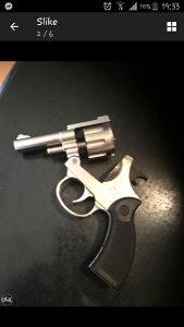 Pistolj praskavac