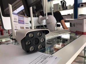 IP wi fi kamera sa LED svjetlima - novo u ponudi