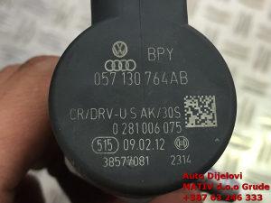 Regulator goriva VW Audi 2,0 TDI 2012. 057130764AB