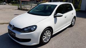 VW GOLF 6 SPORT EDITION 1.6 TDI 2011