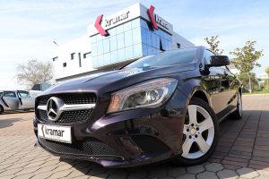 Mercedes-Benz CLA 200 CDI Sportpaket EXCLUSIVE PLUS