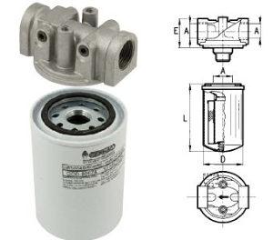 Filter za hid. ulje vanjski, unutranji i povratni