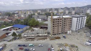 Stan Tuzla, dvosoban 44 m2 u novogradnji, Naselje Oaza